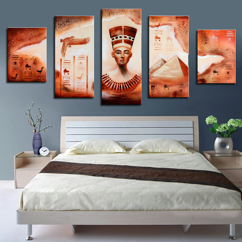 Comparer les prix sur egyptians paintings online for Decoration egyptienne murale