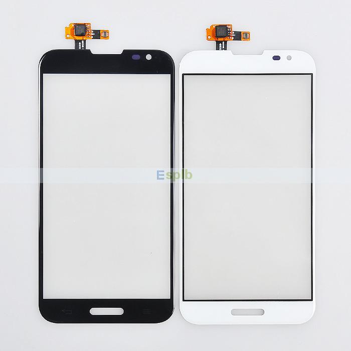 100% Original White/Black Glass Touch Screen Digitizer LG Optimus G Pro E980 E985 F240 Flex Cable DHL 3 - ESPLB store