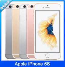 Original Apple iPhone 6S IOS 9 Dual Core 1.4GHz 2G+16G Storage 4.7″ inch 12.0 MP Camera LTE Unlocked Cell Phone Free Shipping