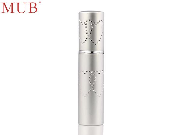 10ML Travel Aluminum Perfume Bottles With Spray Atomizer For Travel Flacon De Parfum With Wholesale Price(China (Mainland))