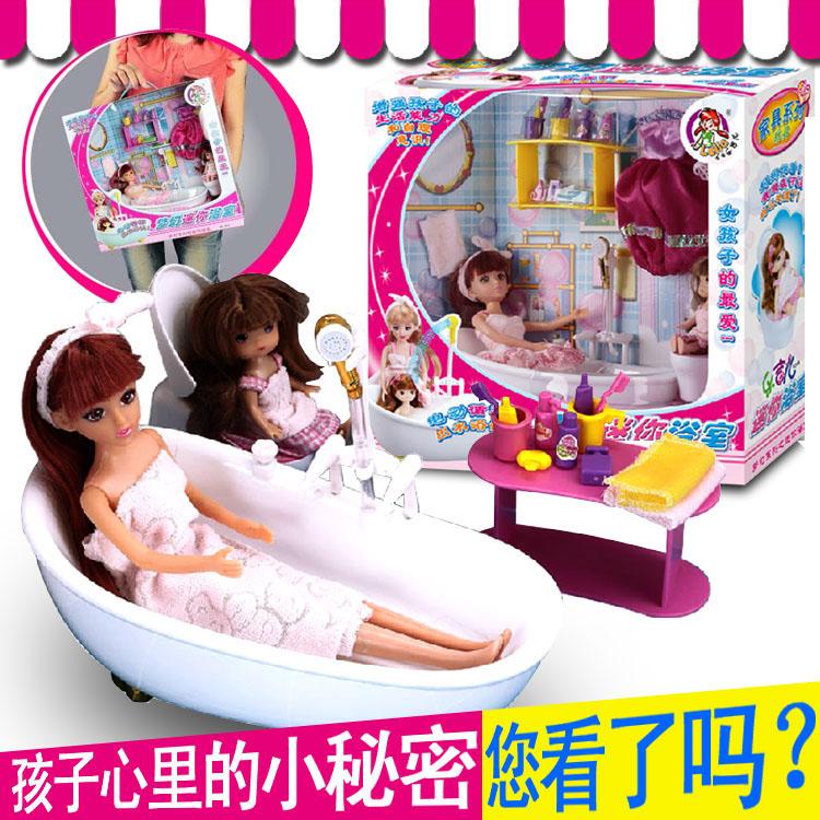 Acquista all 39 ingrosso online dollhouse vasca da bagno da grossisti dollhouse vasca da bagno - Bagno in miniatura ...