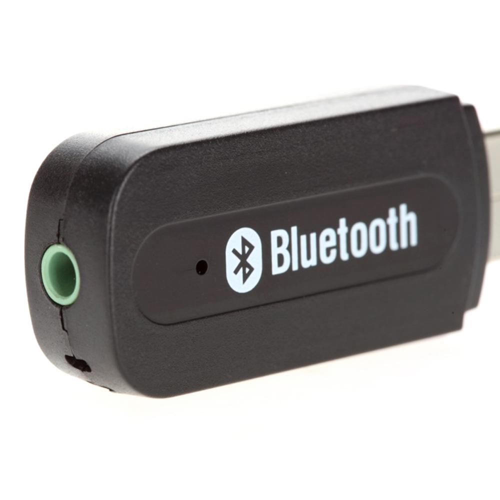 USB Wireless Bluetooth 3.5mm Music Audio Car Handsfree Receiver Adapter<br><br>Aliexpress
