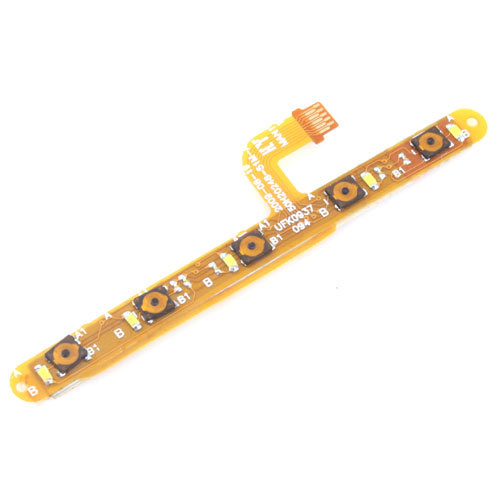New Keypad Key Button Flex Cable Ribbon Replacement For HTC HD2 T8585 #15733(China (Mainland))
