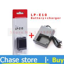 Lp-e10 LPE10 LP E10 аккумулятор и LC-E10C LC-E10C зарядное устройство для EOS REBEL T3 T5 EOS 1100D 1200D цифровая камера