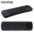 Original Measy RC12 Air Mouse 2 4GHz Mini Wireless Keyboard Touchpad for MX M8S T9 T10