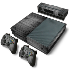Wood Vinyl Skin Sticker Protector for Microsoft Xbox One And 2 Controller Skins Stickers For XBOXONE