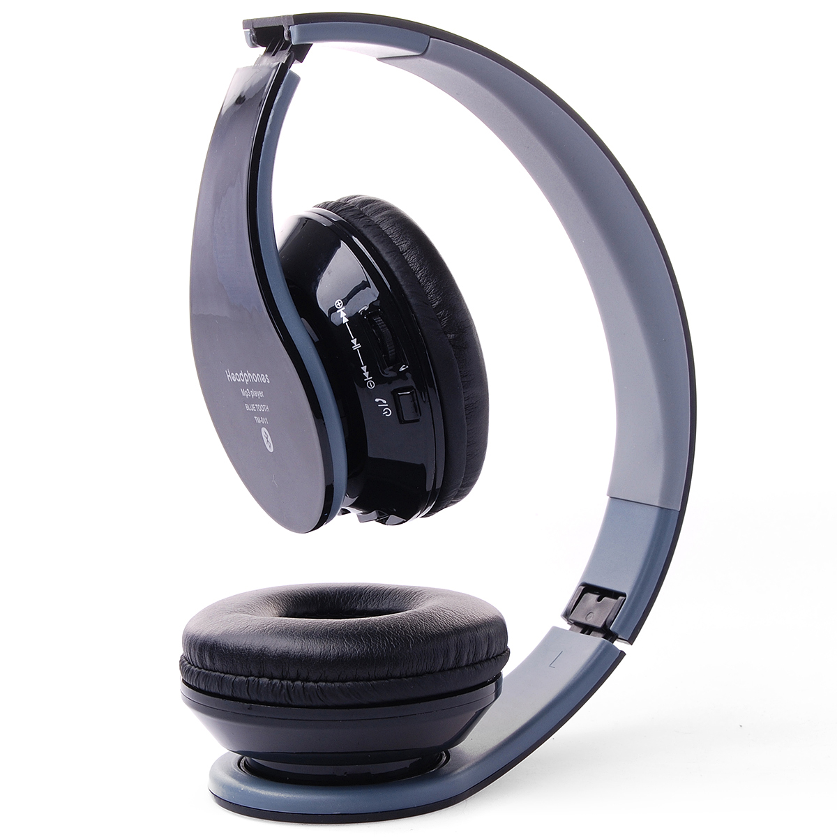 wireless bluetooth headphones headset with noise reduction technology. Black Bedroom Furniture Sets. Home Design Ideas