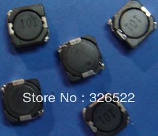 SMD Inductor Kit CDRH104R 10uH 330uH 10x10x4mm 10values*5pcs=5SMD Power Assorted Sample - GONG CHEN's store
