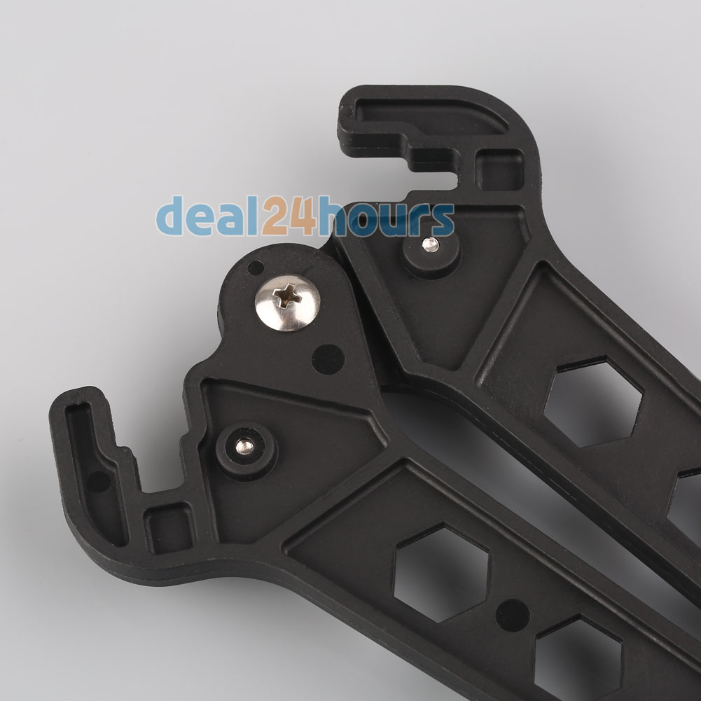 New Archery Bow Kick Stand Holder Legs for 3D Shoot Range Target Hunting Black Free Shipping