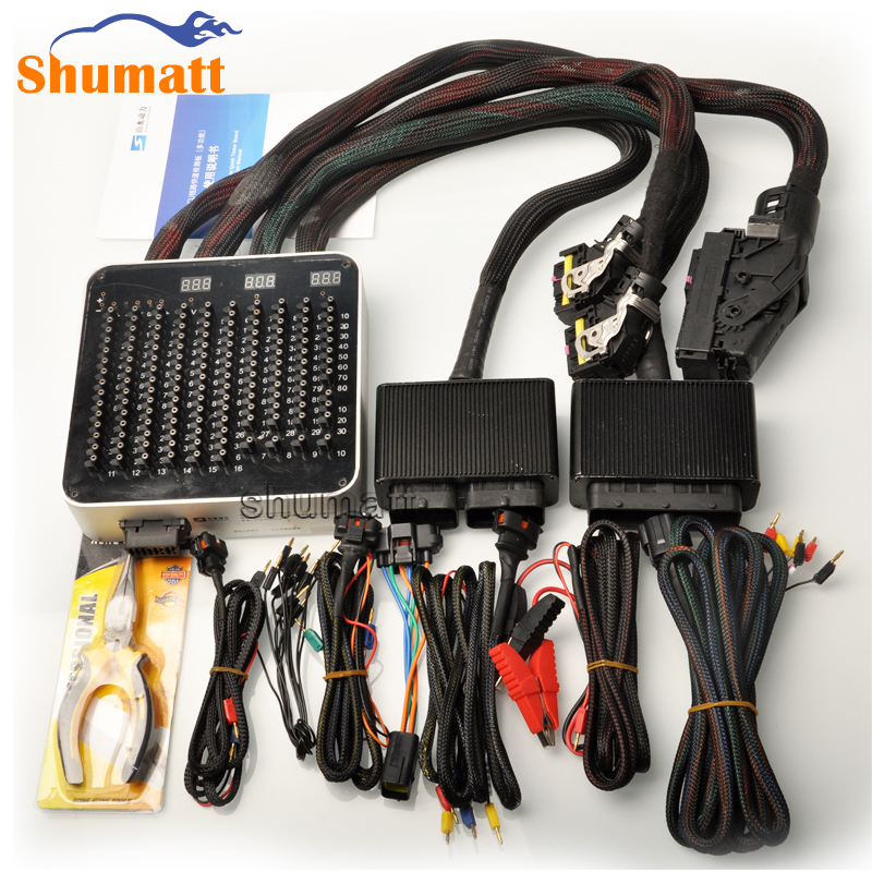 Car Engine Computer Board ECU font b Wire b font font b Harness b font Quick online get cheap wiring harness tester aliexpress com alibaba group cheap wiring harness at webbmarketing.co