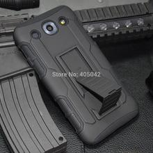 Buy Phone cases LG Optimus G Pro E980 F240 protective Armor Impact Hard Case Cover+Holster LG Optimus G Pro E980 F240 for $3.74 in AliExpress store