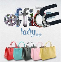 Free shipping.designer.great deal.ladies' fashion bag,office lady PU handbag.0.7kgs
