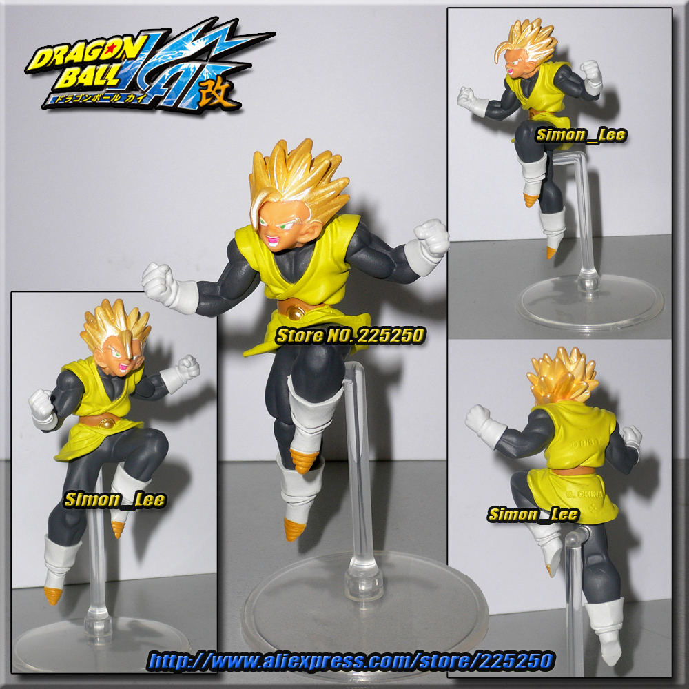 Japanese Anime DRAGONBALL Dragon Ball Z/Kai Genuine Original BANDAI Gashapon PVC Toys Action Figures HG 16 Gohan Super Saiyan 2 - DRAGON BALL Store store