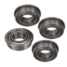 10 pcs MF88ZZ Flange Bearing Miniature Metal Shielded Metric Radial Ball Bearing Model 8*16*5mm Wholesale(China (Mainland))