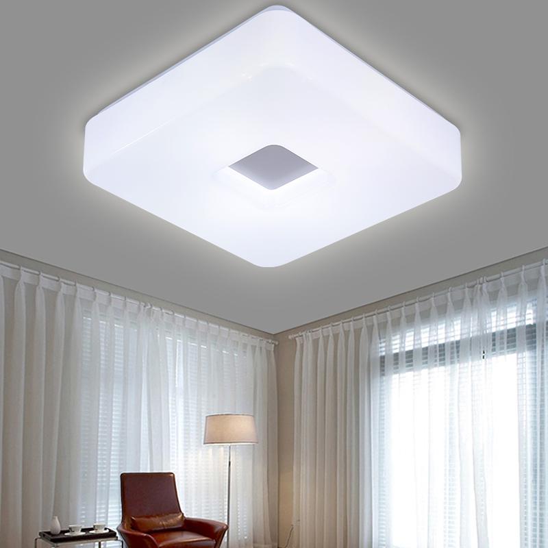 led modern ceiling light flush mount surface mounted