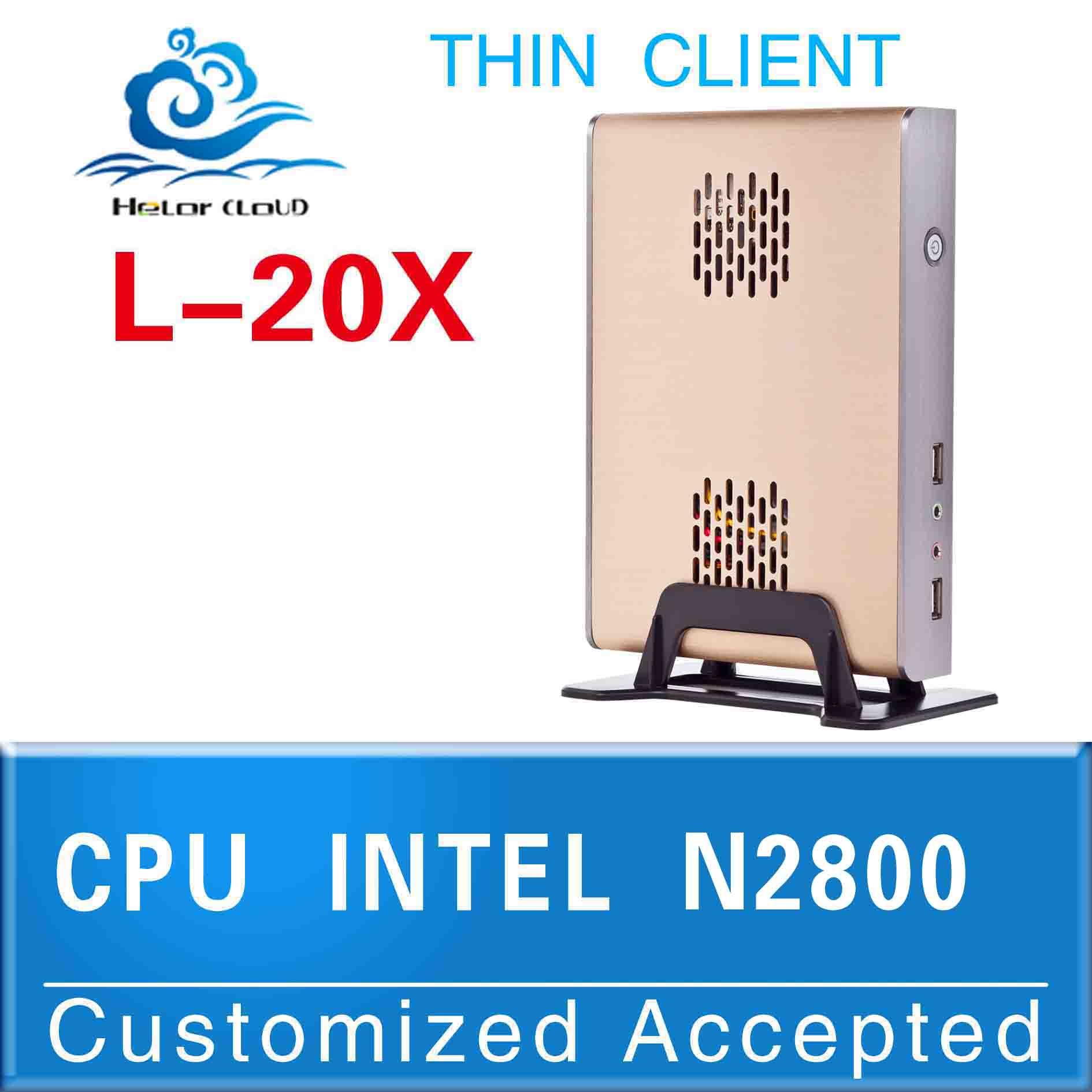 Wholesale! latest mini computer INTEL N2800 6*USB thin pc Panel PC support touch screen support Youtube Video Chat Thin Pc(China (Mainland))