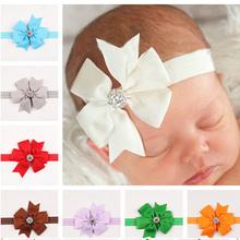 Buy 1PC Newborn Flower Headwear Lace Newborn Props Headband Hair Bands Lovely Kids Hair Accessories w--024 for $1.02 in AliExpress store