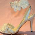 2015 Fashion Wedding luxury Shoes wedding Bridal Dress shoes lady nice sandals Summer Party Prom Dress