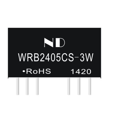 1pcs isolated dc dc step-down converter 24V to 5V 0.6a regulated dc-dc power module supply quality goods