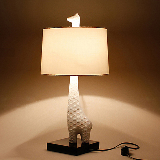 Bedside animal shaped giraffe table desk lamp for kids - Lampe de table enfant ...