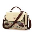 Newest Trendy Women Fashion Handbag Korean Style Sweet Style Shoulder Bag Simple All match Crossbody Bag
