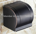 New Bathroom Wall Mounted Oil Rubbed Bronze Toilet Paper Holder