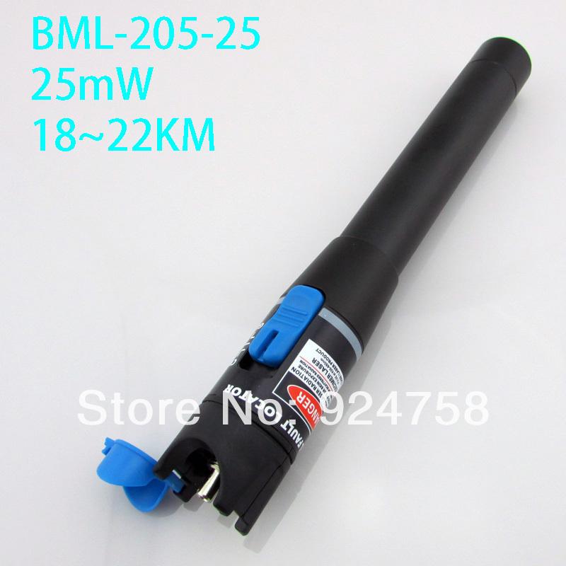 18~22km,25mw,red fiber optical test pen , laser visual fault locator,fiber optic cable tester,fiber pointer - Online Store 924758 store
