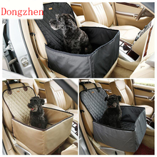 Dongzhen Auto Car pet cover waterproof dog bag carry storage seat cover for travel 2 in 1 carrier bucket basket Accessories(China (Mainland))