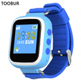 Smart Baby Watch Q80 Toobur Global Positioning System GPS Tracker Smartwatch for IOS Android Smart Phone