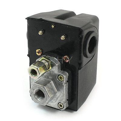 Air Compressor Repairing Pressure Switch Control Valve 0.55-0.8MPa 1-Port 1/4PT<br><br>Aliexpress
