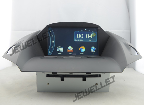 Car DVD player for Ford Kuga Escape 2013 with Bluetooth, Ipod, PIP and GPS map(China (Mainland))