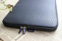 Pu tablette en cuir sac d'ordinateur portable 10,12, 13,14, 15.6 polegada sacs pour ordinateur portable Laptop Sleeve Case13.3 pour Macbook Ultrabook homme femmes(China (Mainland))