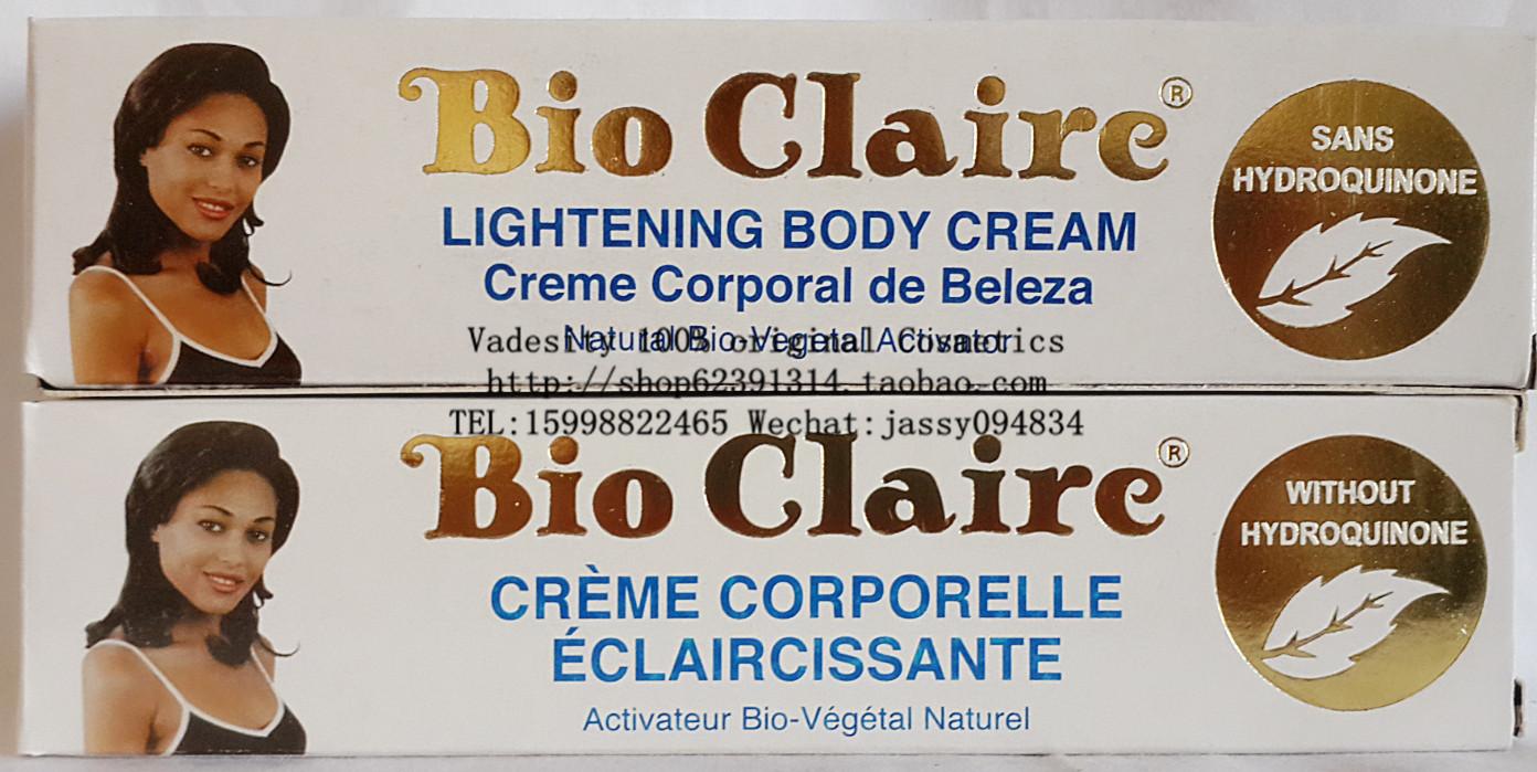 Vadesity Bio Claire Skin Lightening Cream Box 1