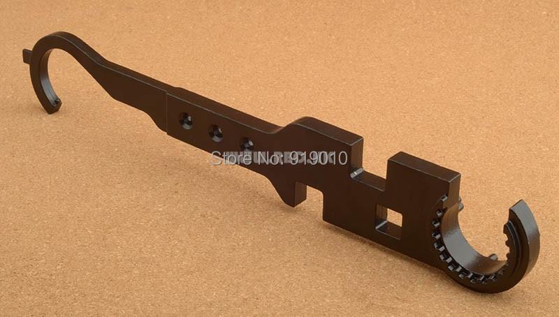 AR AR15 Gun Rail system Tool free shipping M9339(China (Mainland))