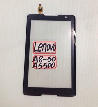 For lenovo A8-50 A5500 Touch Screen Touch Panel Digitizer Glass Lens Repair Parts Replacement