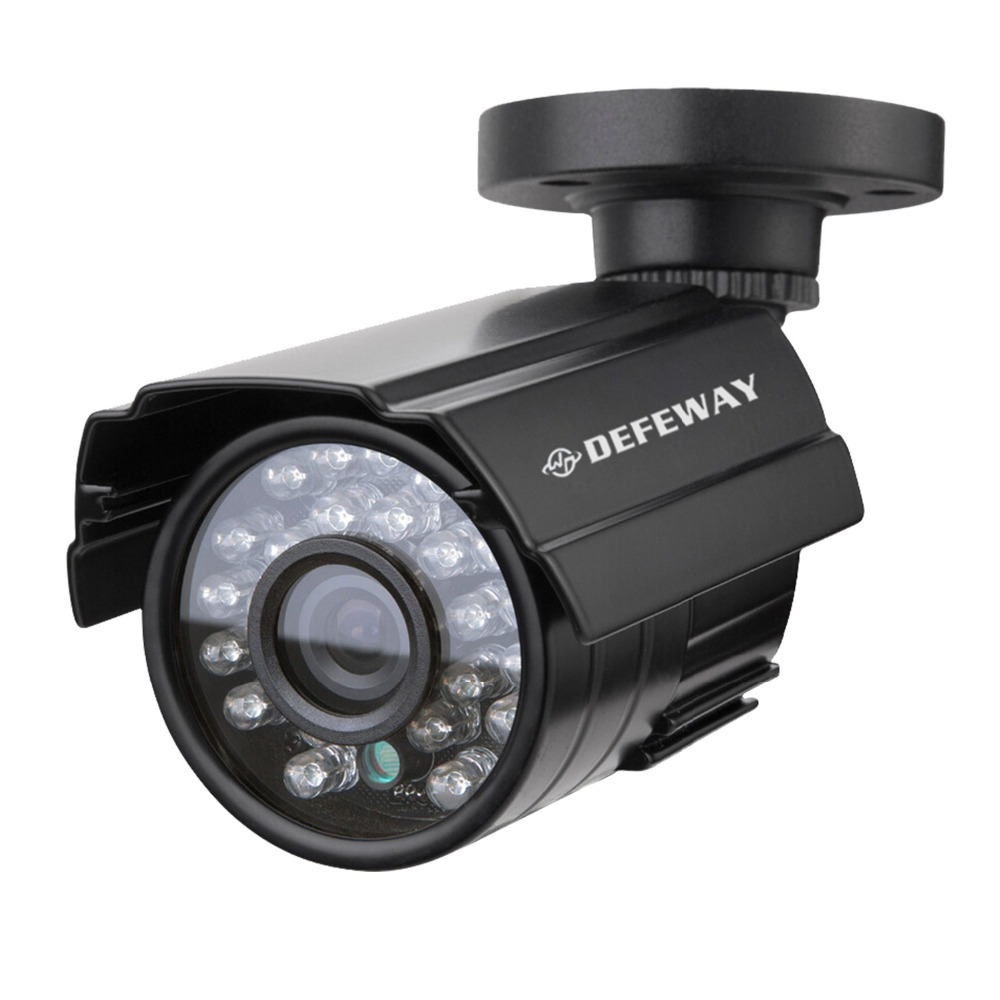 Buy defeway 720p ahd outdoor indoor video surveillance camera hd 1200 tvl - Exterior surveillance cameras for home ...