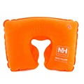 Ultralight Flocking Portable Inflatable Outdoor Camping Travel Soft Pillow Free Shipping