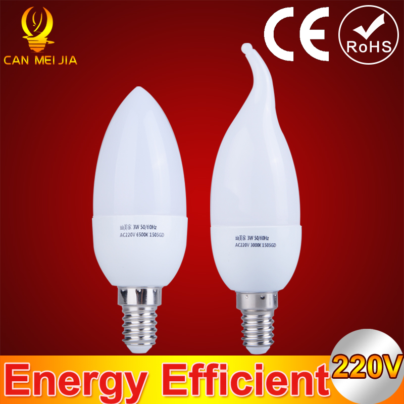 1pcs E14 Led Candle Energy Saving Lamp Light Bulb Velas Led Decorativas Home Lighting Decoration Led Lamp E14 5w 3w 220v Smd2835(China (Mainland))