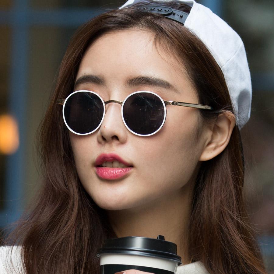 Women s Hipster Eyeglass Frames : 2016 Brand Steampunk Goggles Womens Sunglasses Gold ...