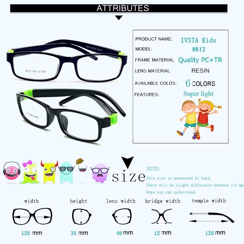 Großhandel Großhandel Ivsta 8812 Keine Schraube Optische Gläser ...