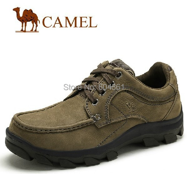 wholesale new high fashion mens shoes brands camel business  outdoor classics casual flat genuine leather Breathable winter(China (Mainland))