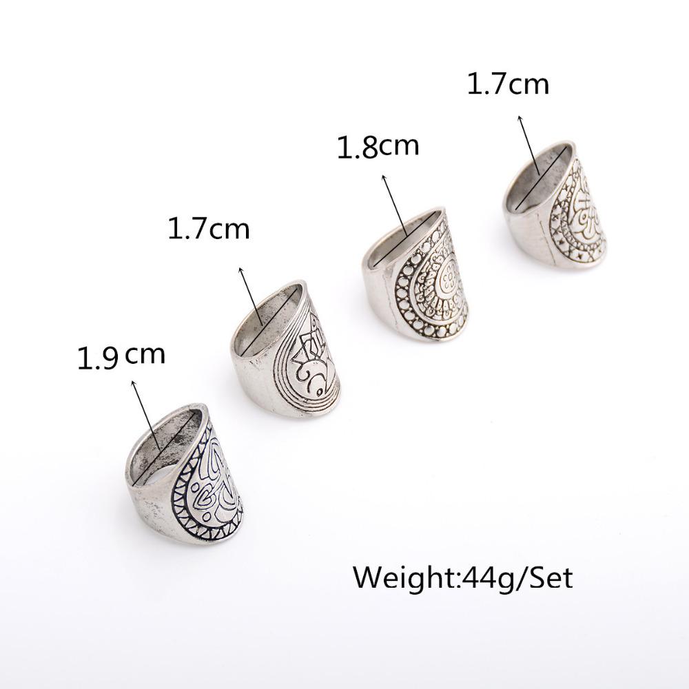 Антикварное кольцо 4 Midi Bague 2015