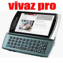 Fast ship Sony Ericsson  Vivaz pro U8 mobile phoneU8 U8i 3G wifi gps bluetooth  fm radio 5MP camera Russian keyboard