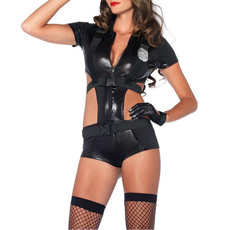Костюм женский полиция