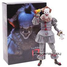 NECA de Stephen King é Pennywise Acessório Set PVC Action Figure Collectible Modelo Toy(China)