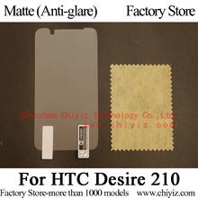 Matte Anti-glare Screen Protector Guard Cover protective Film Shield For HTC Desire 210 Dual SIM