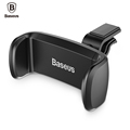 Baseus Universal Mobile Car Phone Holder 360 Degree Air Vent Mount Holder Stand For iPhone 7