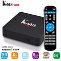 KM8 Pro Amlogic S912 Octa Core Smart Android 6 0 TV Box 2G 16G 2 4G