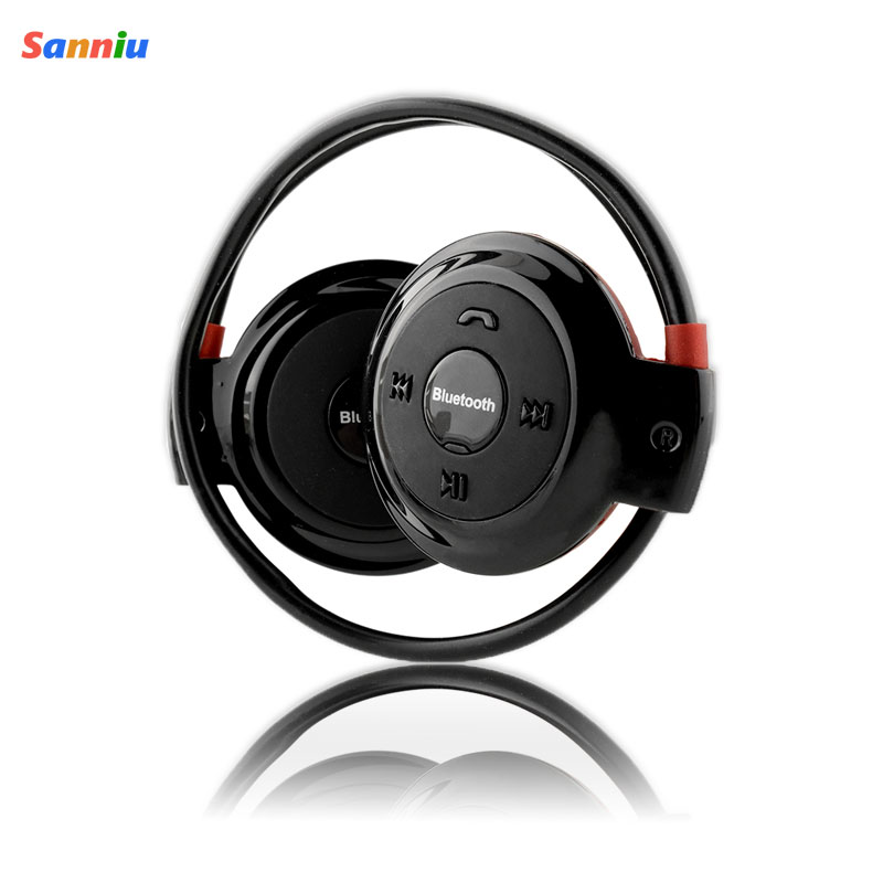 Sanniu 2016 Best Sound New Music Earphones Wireless Stereo Bluetooth Headphones Ear Hook Headset