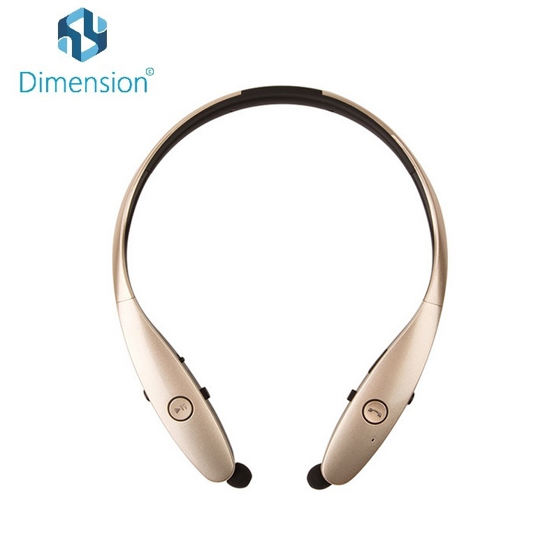 New Bluetooth Headset for iPhone Samsung LG Tone HBS-900 HBS 900 Wireless Mobile Sport Earphone with active noise cancelling(China (Mainland))